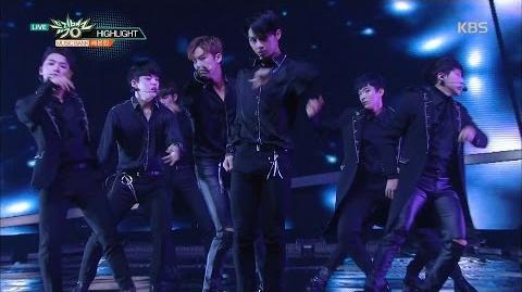 뮤직뱅크 Music Bank - 세븐틴 - 하이라이트 (SEVENTEEN - HIGHLIGHT)