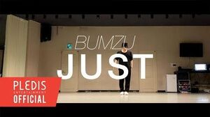 DINO'S DANCEOLOGY BUMZU - JUST