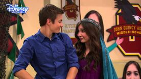 Lucas & Riley - Girl Meets Friendship