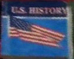 US History Textbook