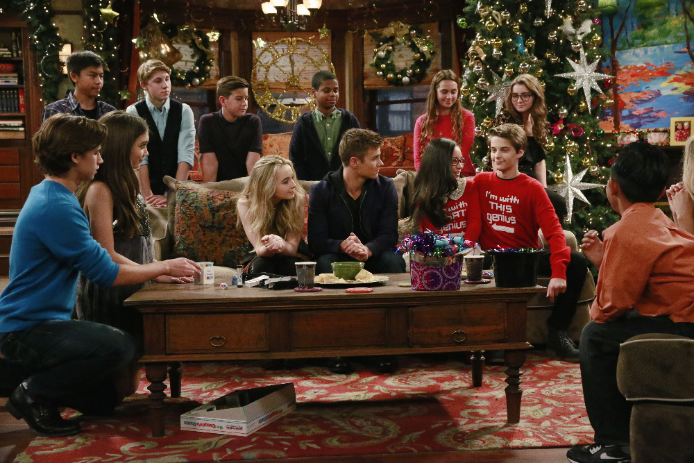 girl meets world new year Girl meets world returns tonight for season 2 girl meets world premiere week will have a new episode every single night starting tonight with girl meets gravity.