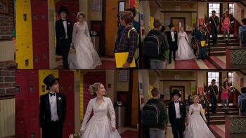 Presenting Mr. & Mrs. Farkle Minkus