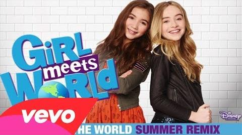 """Take On the World (From """"Girl Meets World"""" Summer Remix Music from the TV Series Audio .."""
