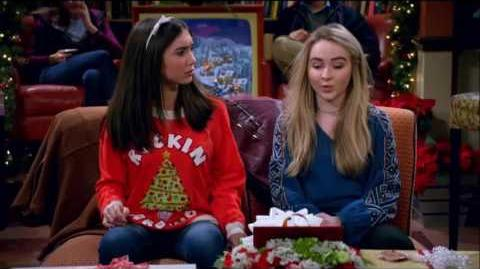 "Girl Meets World 3x18 ""Girl Meets A Christmas Maya"" Promo"