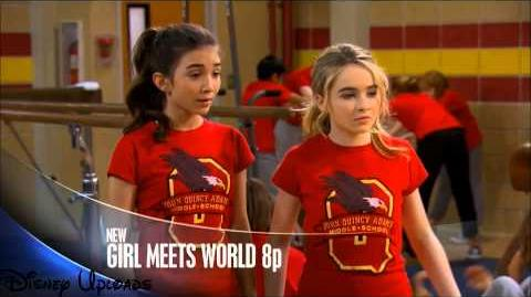 "Girl Meets World - New Episode - ""Girl Meets Flaws"""