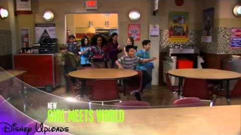 "Girl Meets World - New Episode - ""Girl Meets the Forgotten"""