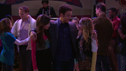 Riley, Cory & Maya (Girl Meets Father)