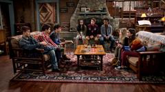Lucas, Josh, Evan, Isadora, Farkle, Zay, Maya & Riley (Mount Sun Lodge - 3x09)