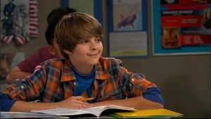 Farkle Smirks At Maya