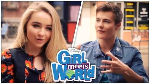 Girl Meets World Season 3 Theme Intro - Behind the Scenes!