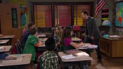 Cory confronts Lucas
