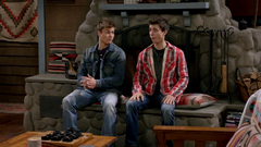 Lucas & Josh - Conversation (Mount Sun Lodge - 3x09)