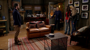 Cory enters Shawn's home (3x06)