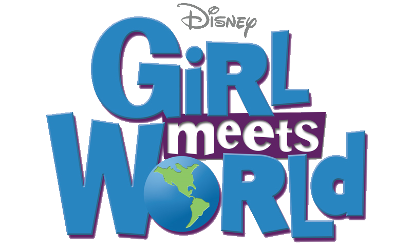Archivo:Girl Meets World Logo.png