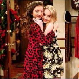 Image - Girls on Christmas.JPG | Girl Meets World Wiki | FANDOM ...
