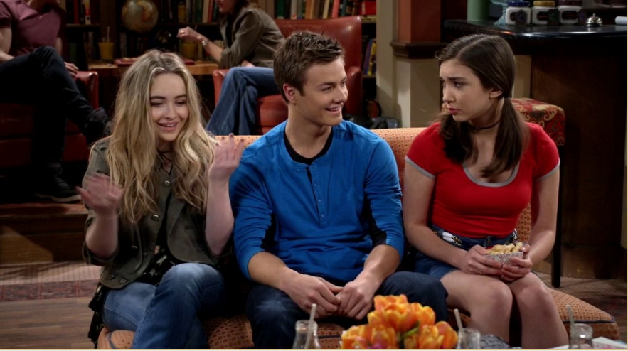 girl meets world maya and lucas and riley Riley, maya, lucas and farkle lucky fans join onscreen besties rowan blanchard and sabrina carpenter for a behind-the-scenes look at the world of girl meets world.