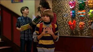 Farkle Hears His Name