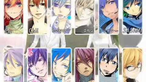 【Nico Nico Chorus】 Just Be Friends 【Boys Edition】【10 People's Chorus 2】