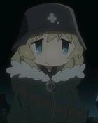 Yuuri en el anime