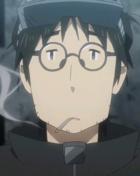Kanazawa en el anime