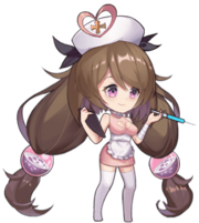 Nurse-awk-skin