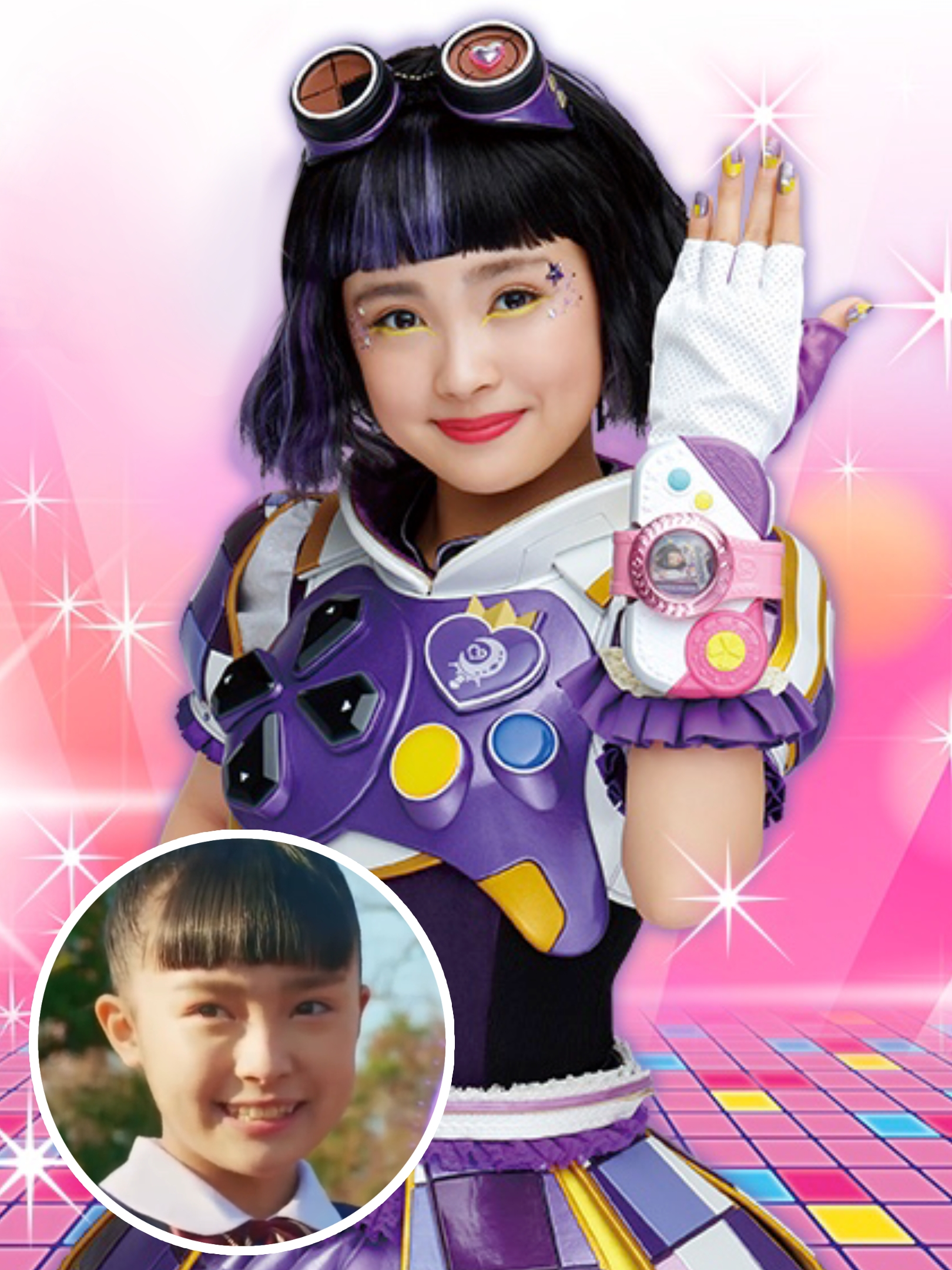 紫守ユヅキ/キラパワムーン
