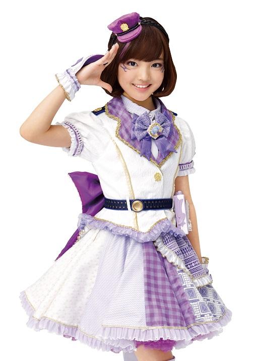 紫原サライ/ラブパトパープル