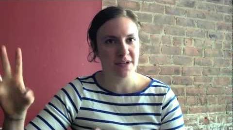 Scott Feinberg Interviews Lena Dunham
