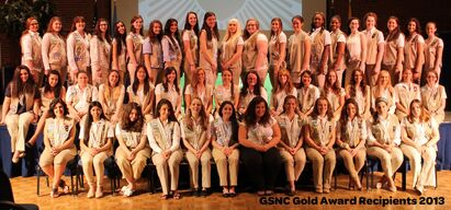 Gold Girls Group Shot
