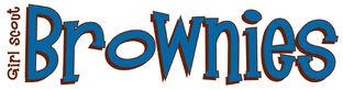 Girl Scout Brownies Logo