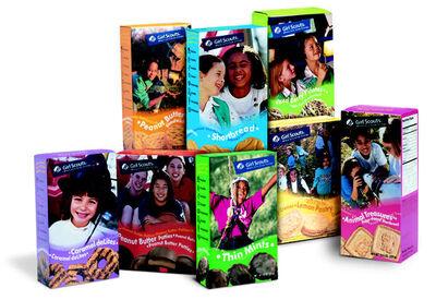 2013 girl scout cookies wiki fandom powered by wikia