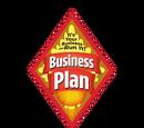 Business Plan (Cadette badge)