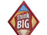 Think Big (Cadette badge)