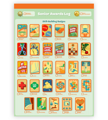 Senior Badges