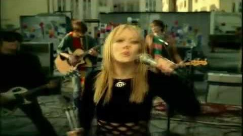 Hilary Duff ● Why Not ● Official Music Video