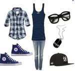Tom boy outfit1