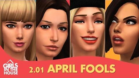 Girls In The House - Episódio 2.01 - April Fools-0