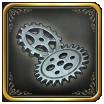 100200 iron gear