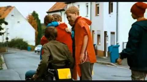 Vorstadtkrokodile - hannes and maria - glee song.wmv