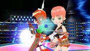 U-1 and Kirah playing the Legendary Theme