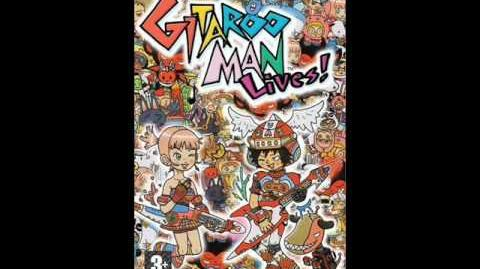 Gitaroo Man Lives! - Metal Header