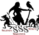 Selene's Seductive Strut