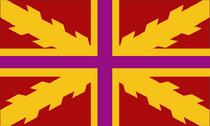 Carmine Sea Flag WIP