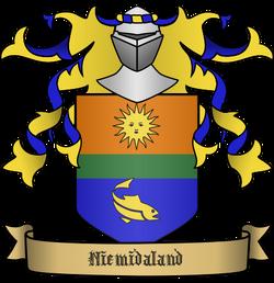 Niemidaland Crest