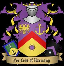 Raaneka Royal Council Crests