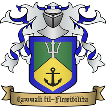 Qarimos Crest