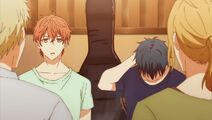 Mafuyu wanting to write another song