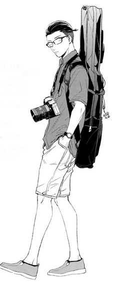 Koji Yatake manga