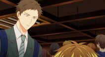 Yagi asks Hiiragi What's up Ep3