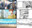Episode 6 scene comparison